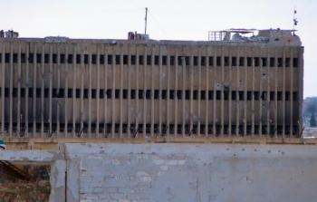معتقلان فلسطينيان شوهدا في سجن صيدنايا التابع للنظام السوري