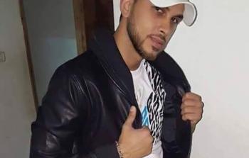 الشهيد مصطفى نمر من بلدة عناتا