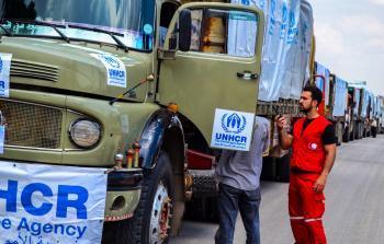 الأمم المتحدة تريد تقليص المساعدات لسوريا!