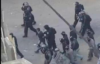 مواجهات واعتقالات في مخيم شعفاط للاجئين في القدس المحتلة