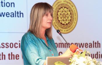 السفيرة النرويجية هيلدا هارالدستاد