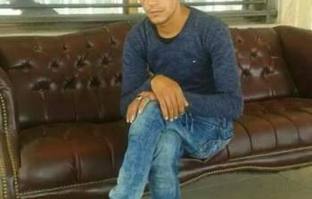 اللاجئ مصطفى عمر احمد