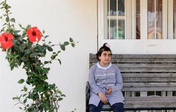 اللاجئة الفلسطينية شهد القريناوي