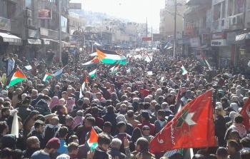 دعوات لمقاطعة أمريكا وتحذيرات للسفارة الأمريكية ورعاياها في الأردن