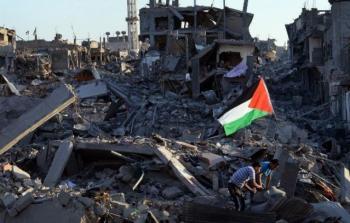 بيوت مدمرة في غزة - وكالات