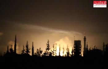 القصف على مخيم خان الشيح في 24/8/2016