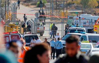 مقتل 3 صهاينة في عملية إطلاق نار واستشهاد المُنفّذ