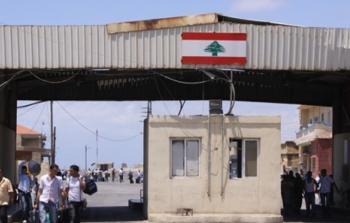 الأمن السوري يعتقل لاجئ فلسطيني من الحدود السورية_ اللبنانية