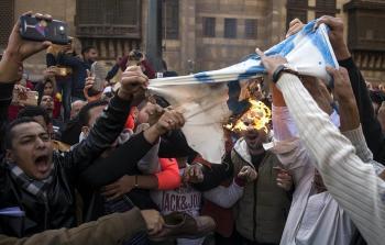 نقابة صيادلة مصريّة تُعلن حملة مقاطعة للشركات الأمريكية