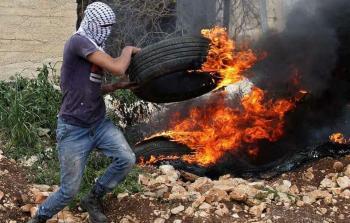 اقتحامات وقمع تظاهرات في مناطق بالضفة المحتلة