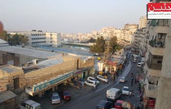 مخيم شعفاط