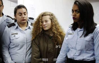 محكمة الاحتلال تُمدد اعتقال الطفلة عهد التميمي ووالدتها وتشترط في الإفراج عن نور