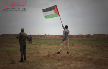 عشرات الإصابات في صفوف الفلسطينيين شرقي قطاع غزة ثاني أيام مسيرة العودة