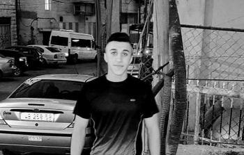 فلسطين المحتلة- الشاب داوود حوشية الذي اعتقلته قوة من المستعربين في مخيم شعفاط للاجئين شمال شرق القدس المحتلة