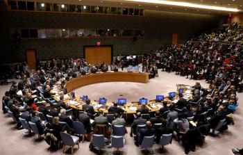 مجلس الأمن يعقد اجتماع في شباط المُقبل لبحث قضيّة