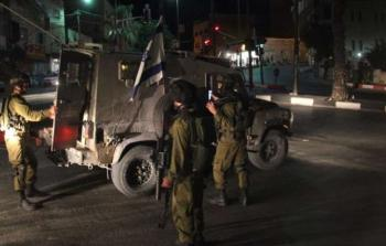 اعتقالات ومواجهات بالضفة المحتلة واحتجاز شابين من مخيّم الدهيشة