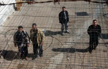 ندوة حول إضراب الأسرى في مخيّم البريج