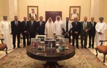 السفراء العرب المعتمدون في لبنان يؤكدون على دعمهم للقضية الفلسطينية