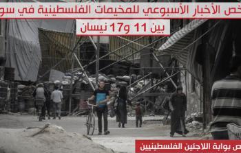 خاص بوابة اللاجئين الفلسطينيين