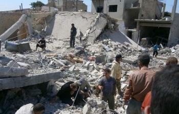 مطالباتٌ بالضغط على النظام لوقف استهداف تجمعات الفلسطينيين في درعا