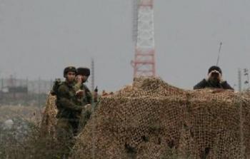 الاحتلال يطلق نيران رشاشاته شرقي خانيونس