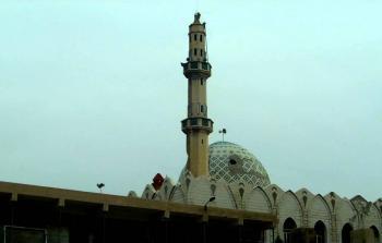صورة أرشيفية لجامع عبد القادر الحسيني