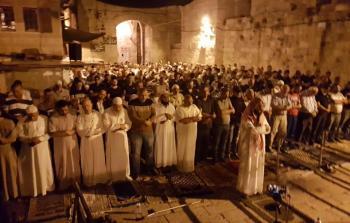 الاحتلال يستبدل البوّابات الإلكترونية بكاميرات ذكيّة في الأقصى.. والمقدسيّون يرفضون