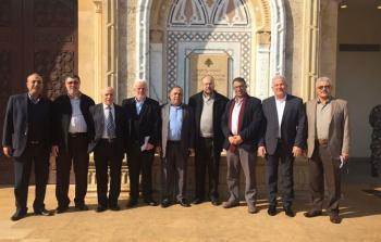 أول اجتماع لبناني فلسطيني في السرايا الحكومي بعد تشكيل حكومة الحريري