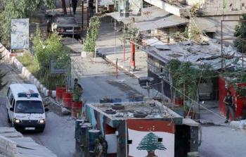كيف تتعاطى المخيمات الفلسطينية مع التوترات السياسية المفاجئة في لبنان؟