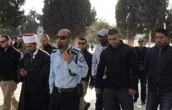 اقتحامات واعتقالات بالضفة المحتلة وتوتّر في المسجد الأقصى