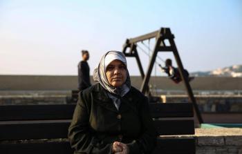 اللاجئة الفلسطينية سميرة