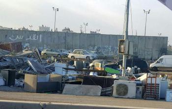 اشتباك مسلّح ومواجهات في مخيم قلنديا للاجئين