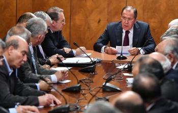 لقاء الفصائل الفلسطينية في موسكو يدفع باتجاه تشكيل حكومة وحدة وطنيّة