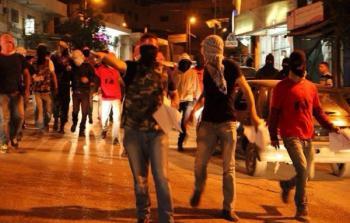 أرشيفية- قوات الاحتلال تقتحم مخيم شعفاط ومخيم الفارعة ومخيم نور شمس