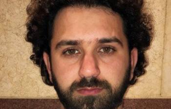 الناشط جهاد جنيد