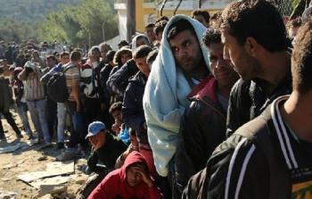 مفوضية شؤون اللاجئين: اللاجئون في جزر بحر إيجة يعيشون ظروفاً سيئة