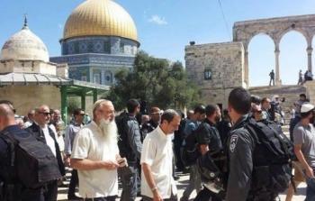 القدس المحتلة- أرشيفية
