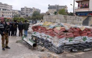 اعتقال لاجئة فلسطينية من أبناء مخيم خان الشيح في ريف دمشق