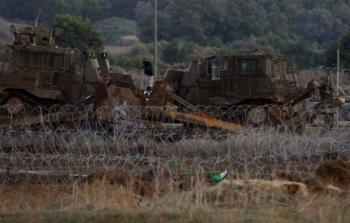 الاحتلال ينشر القبة الحديديّة وأسلاك شائكة إضافيّة شرقي غزة