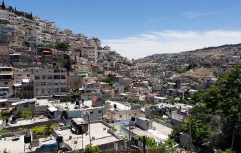 بلدية الاحتلال تُسلّم أوامر هدم لـ (16) عائلة من بلدة سلوان