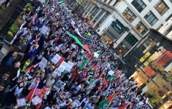 احتجاجات في الولايات المتحدة ضد زيارة نتنياهو وسياسات الاحتلال وترامب