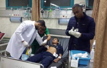 اشتباكات مسلحة في مخيم جنين لليوم الثاني على التوالي وإصابة ثلاثة شبان