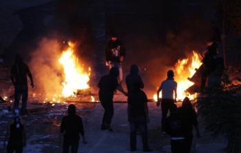 اقتحامات ومواجهات واعتقالات بالضفة المحتلة تطال مخيمات شعفاط وجنين والفارعة
