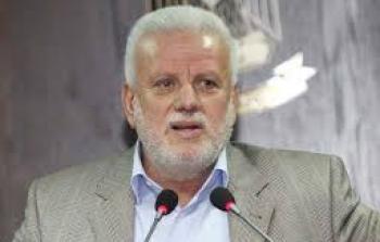 أمين سر فصائل منظمة التحرير الفلسطينية في لبنان فتحي أبو العردات