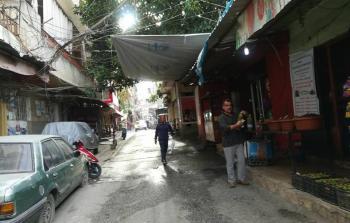 مخيّم البداوي شمالي لبنان