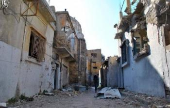 مؤيدون للنظام يستولون على منازل لاجئين فلسطيين في ريف دمشق