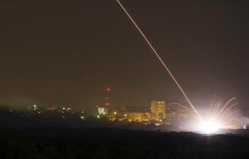 الاحتلال يُعلن عن إطلاق صاروخ من قطاع غزة