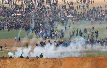 الاحتلال يستهدف فلسطينيين شرقي قطاع غزة