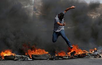 تظاهرات الالتحام مع مسيرات العودة الكبرى في أرجاء فلسطين المحتلة