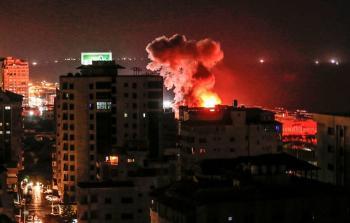 شهيد وإصابات جراء العدوان الصهيوني على قطاع غزة